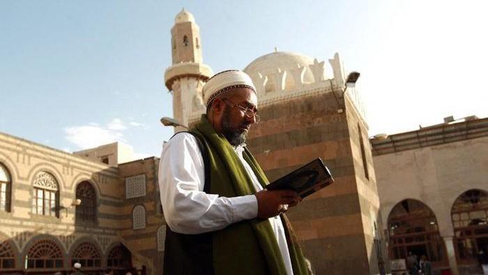 Masjid Al Nahrain, Sanaa