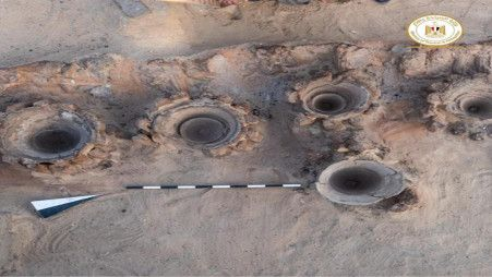 Pabrik Bir Tertua di Duni Berusia Ribuan Tahun Ditemukan di Mesir