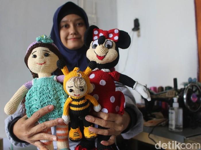 Pandemi, Tak Halangi Penyandang Disabilitas Blitar Tetap Berkarya