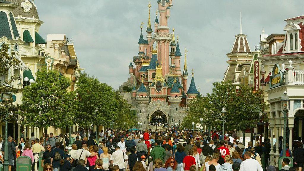 Tutup Hampir Setahun, Disneyland California Dibuka April 2021