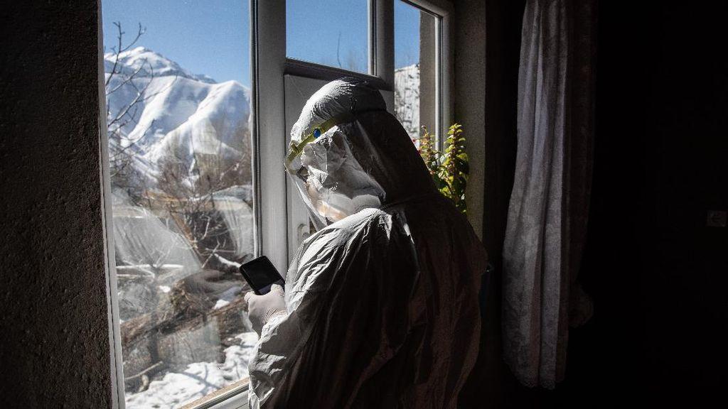 Nakes Norwegia Meninggal Akibat Pendarahan Otak Usai Divaksin AstraZeneca