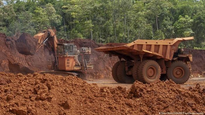 Uni Eropa dan Indonesia Berseteru Soal Ekspor Bijih Nikel: Bagaimana Soal Dampak Lingkungan?