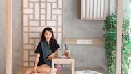 Cantiknya Bella Lee, Pacar Roy Kiyoshi yang Doyan Makanan Jepang
