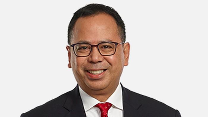 Direktur Utama Lembaga Pengelola Investasi (LPI) Ridha Wirakusumah