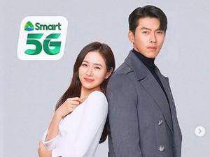 5 Gaya Mesra Hyun Bin dan Son Ye Jin di Iklan Pertama Setelah Pacaran