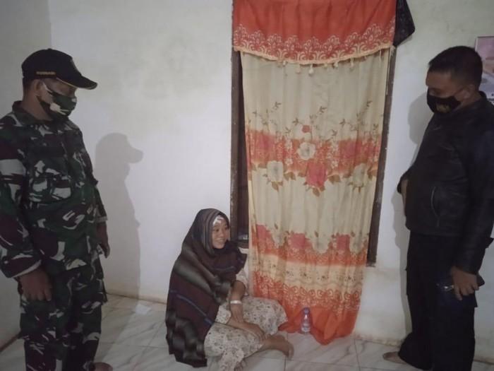 IRT di Gowa yang tertembak peluru nyasar dan sedang hamil 8 bulan (dok. Istimewa).