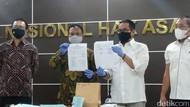 Komnas HAM Serahkan 16 Barang Bukti Investigasi Kasus Km 50 ke Polri