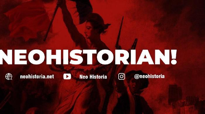 Logo Neo Historia (Dok. neohistoria.net)