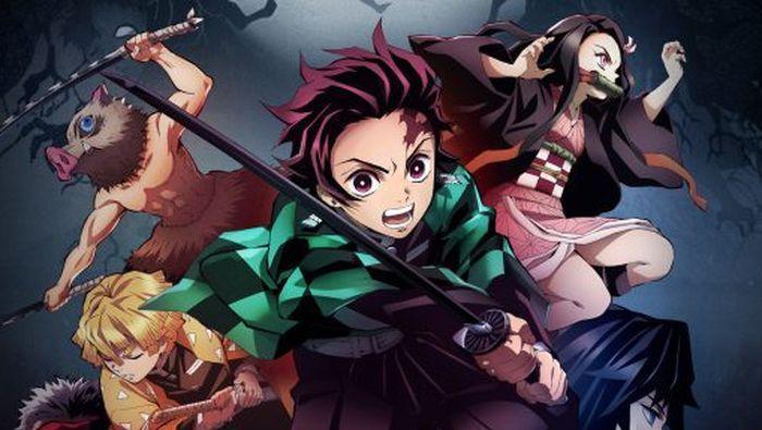Manga Demon Slayer: Kimetsu no Yaiba