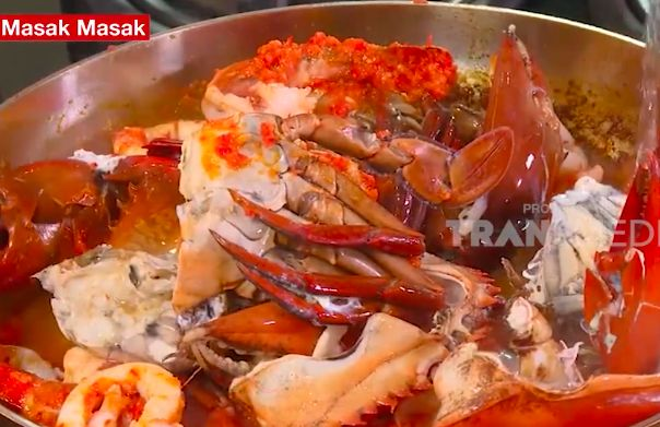 Mie Goreng Topping Seafood Spesial