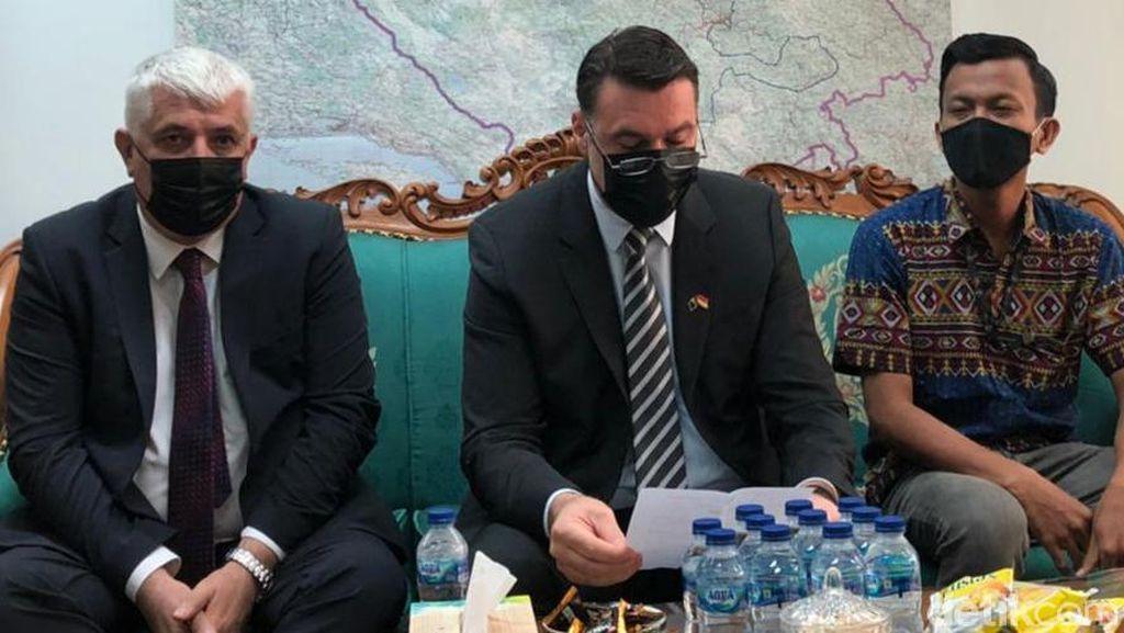Miftah Anwar Sani Mau Gabung Klub Bosnia, Rencana Berangkat Pekan Ini