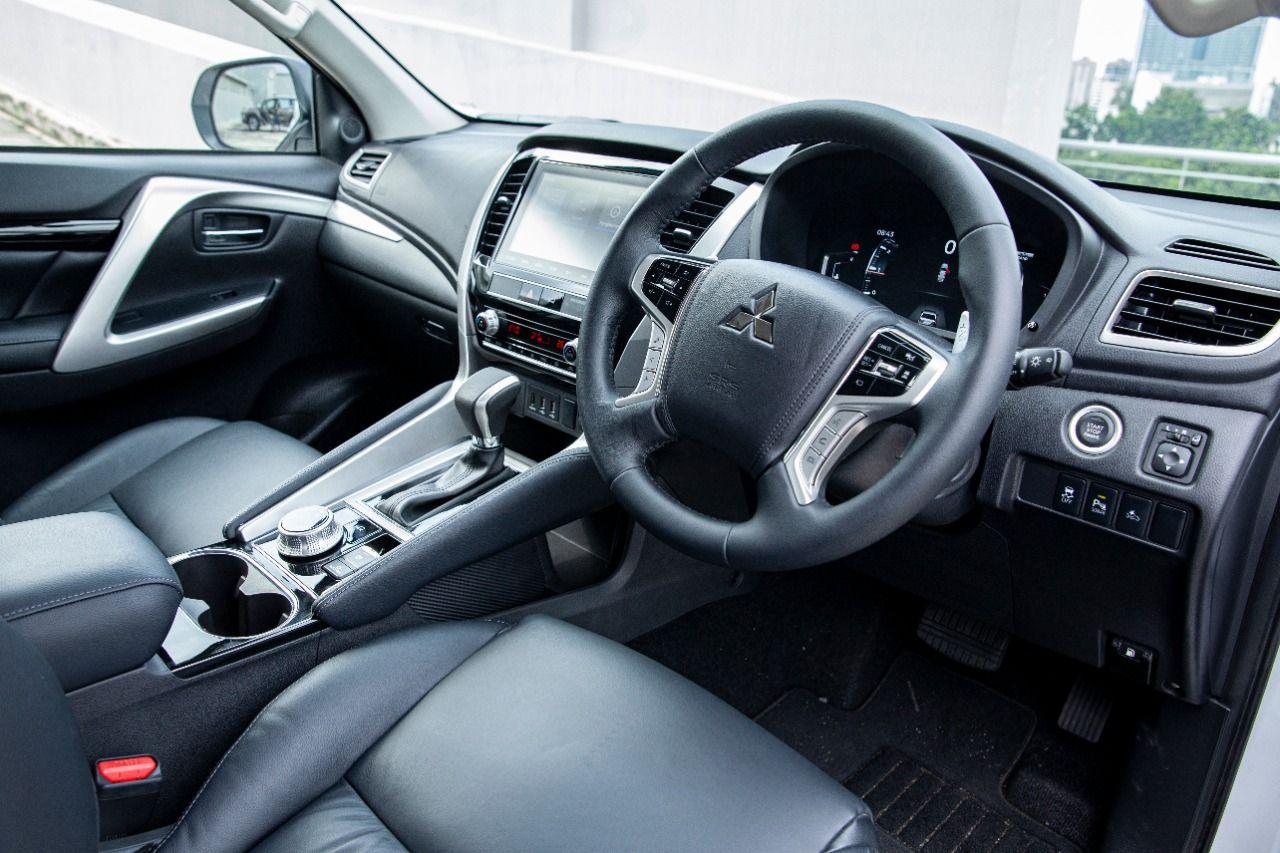 Mitsubishi Pajero Sport Facelift 2021
