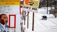 Perusahaan Energi di Texas Menggigil Dilanda Cuaca Dingin Brutal