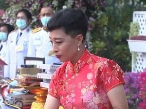 Gaya Rambut Putri Raja Thailand Berubah Drastis, Transformasinya Curi Atensi