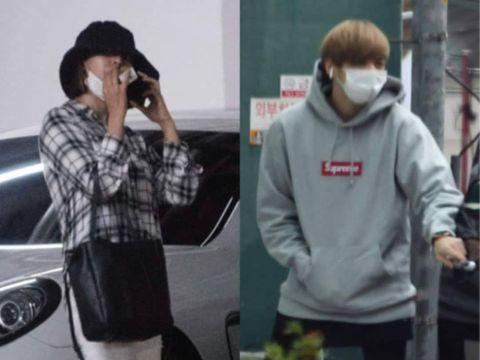Kang Daniel dan Jihyo TWICE