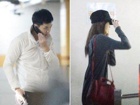 Lee Seung Gi dan Yoona Girls' Generation
