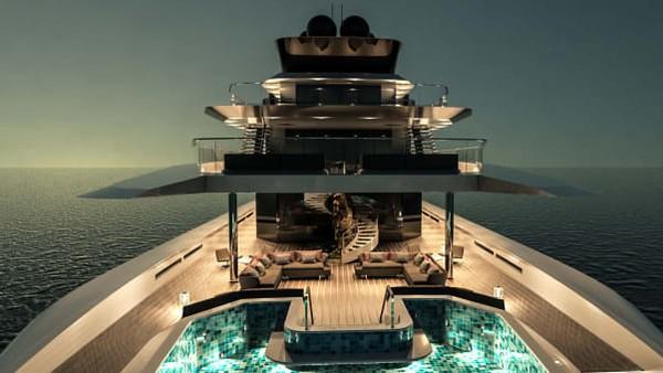 Ia kini bekerja sama dengan Bhushan Powar Design Studio. Superyacht rancangannya berukuran 89 meter, yakni proyek Mogul.
