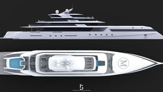 Superyacht Mogul