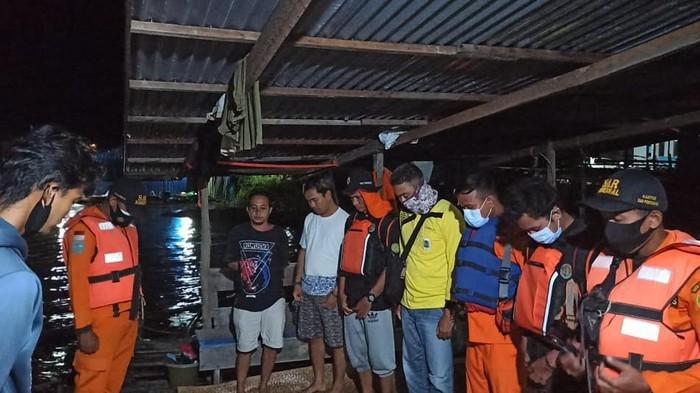 Tabrakan Speedboat di Kapuas Hulu, Dua Penumpang Tewas (Foto: dok. Istimewa)