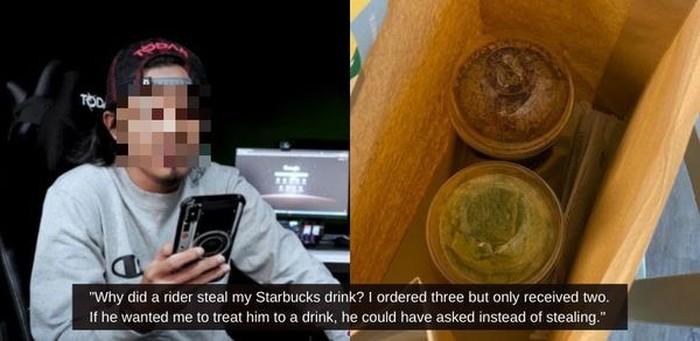 Tuduh Driver Ojol Curi Minumannya, Pria Ini Diskors dari Pekerjaannya