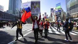 Demonstran Myanmar Tuliskan Golongan Darah, Ini Fungsinya Saat Darurat
