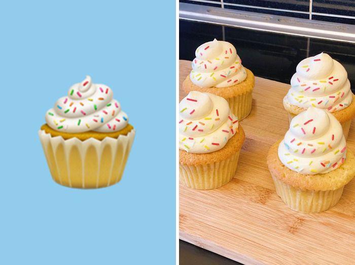 Viral! TikToker Ini Bikin Emoji Makanan Jadi Hidangan Sungguhan
