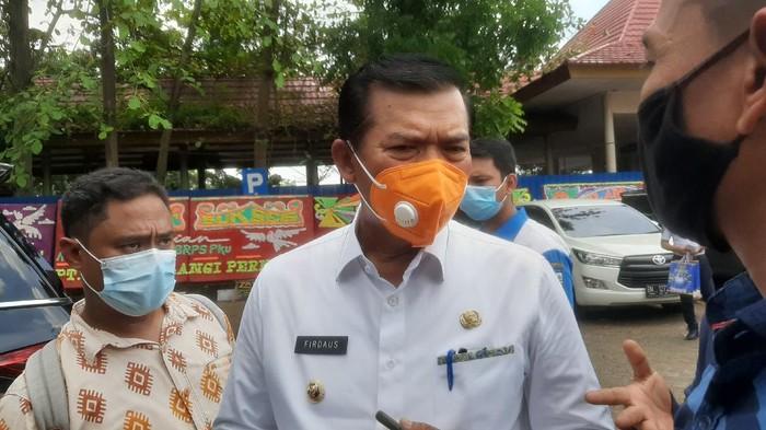 Wali Kota Pekanbaru, Firdaus (Raja Adil-detikcom)