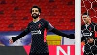 Liverpool Vs Chelsea: Bisakah Salah Buka Puasa Gol Lawan Si Biru?