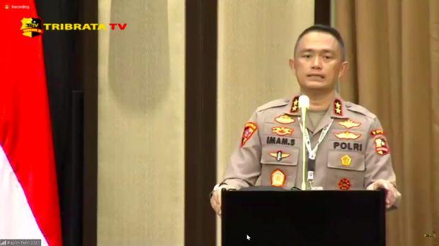 Asops Kapolri Irjen Imam Sugianto (Tribrata TV)
