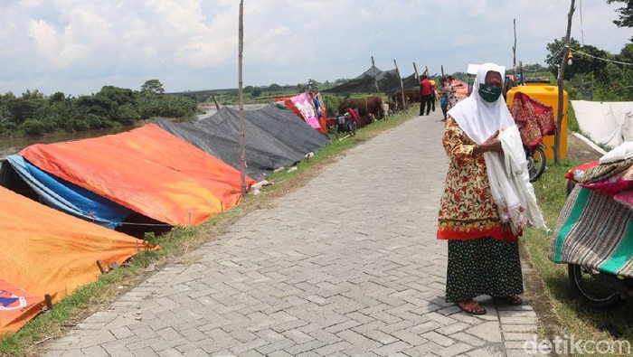 Banjir Masih Kepung 4 Desa di Jombang,