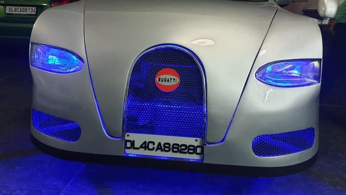 Celerio Bugatti Veyron