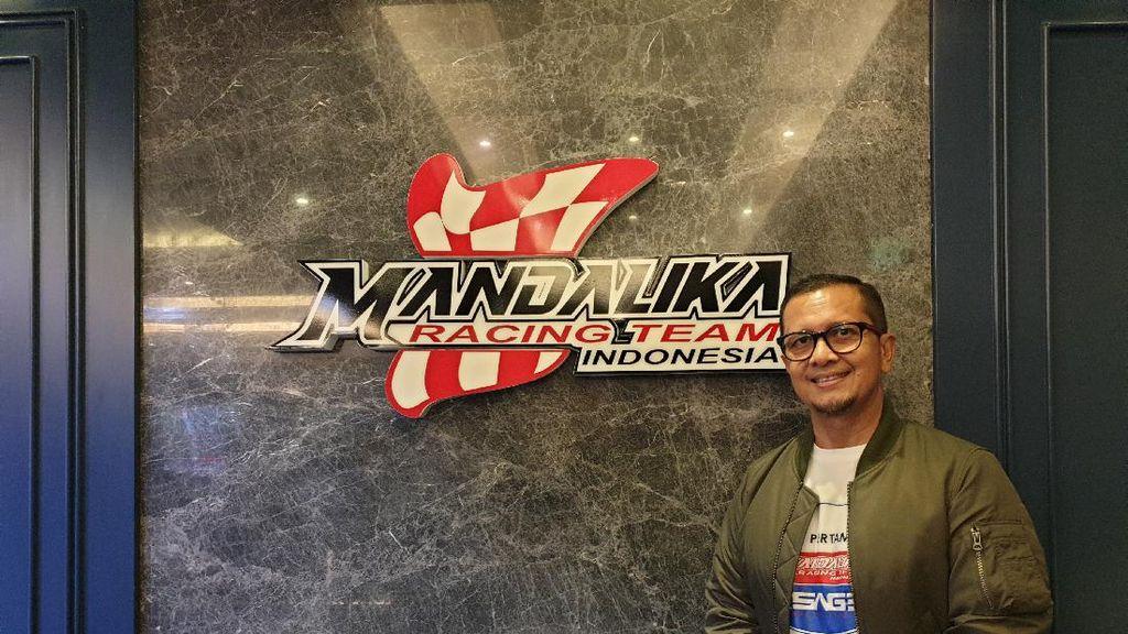 Mimpi Mandalika Racing Team Cetak Valentino Rossi Made in Indonesia