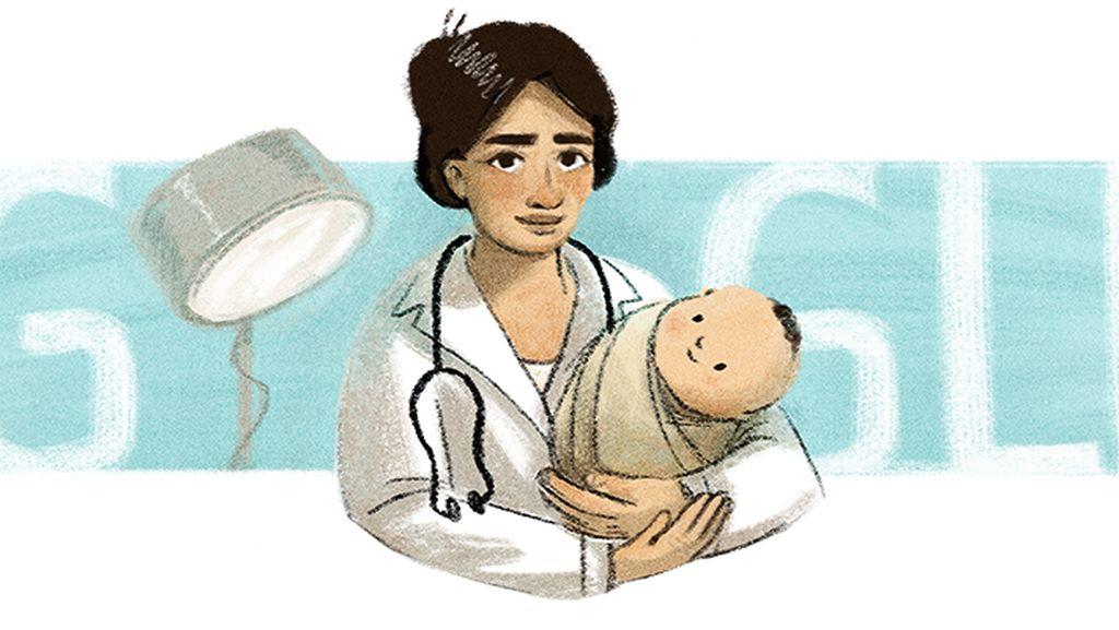 Sosok Marie Thomas yang Jadi Google Doodle Hari Ini