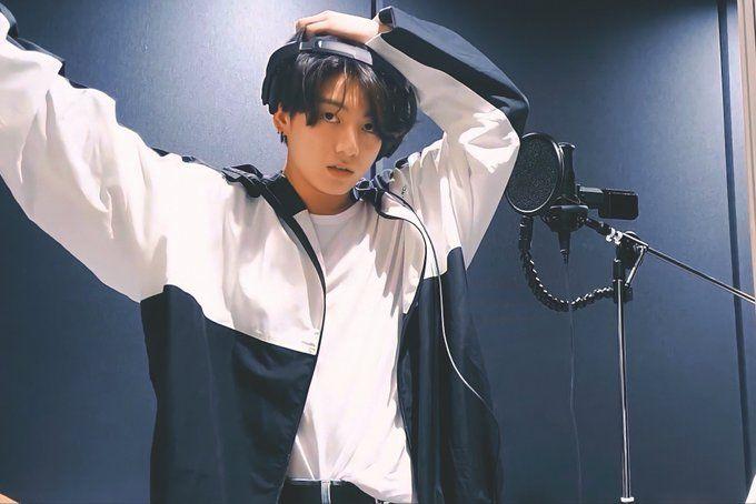 Jungkook BTS Produser OST Film Jepang