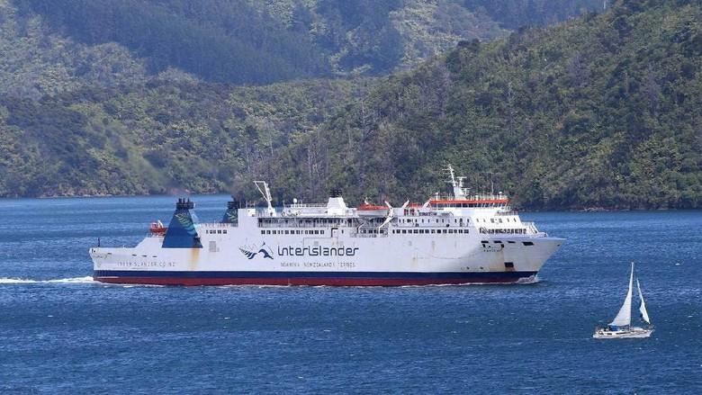 Kapal Ferry Selandia Baru