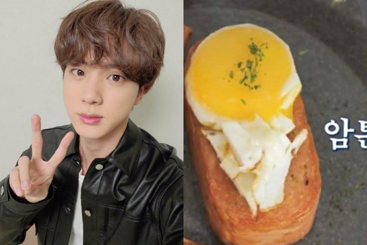 kreasi telur goreng ala idol K-Pop