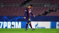 Resmi Hengkang, Lionel Messi di Barcelona Tinggal Sejarah