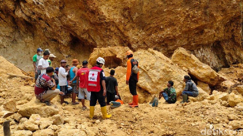 Korban Tertimbun Longsor di Grobogan Ditemukan Tewas