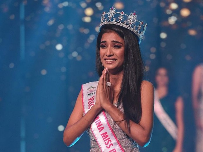 Manya Singh, Runner-up Miss India 2020.