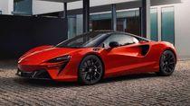 Kini McLaren Kawinkan Motor Listrik dengan Mesin V6