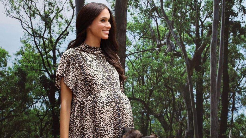 Meghan Markle Hamil Anak Ke-2, Museum Madame Tussauds Langsung Ganti Patung
