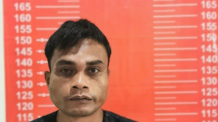 Pengemis pelaku pencabulan bocah di Jakut ditangkap polisi.