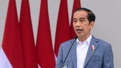 Hore! Jokowi Bebaskan Pajak Air Bersih
