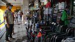 Sidak PPKM Mikro Sasar Pasar Pramuka