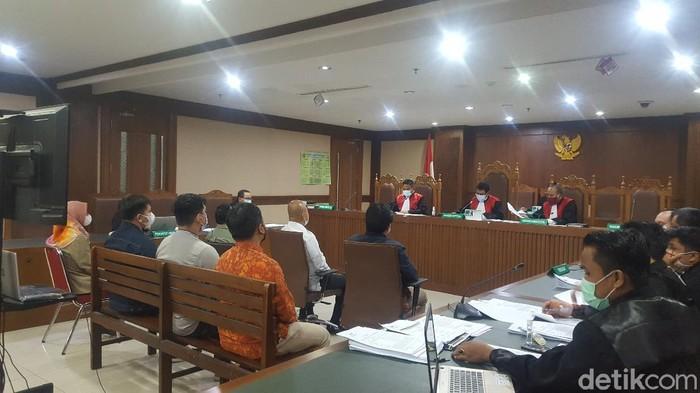 Sidang lanjutan penyuap Edhy Prabowo di Pengadilan Tipikor Jakarta