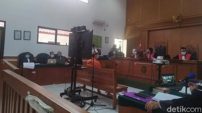 Sidang lanjutan Syahganda Nainggolan di PN Depok