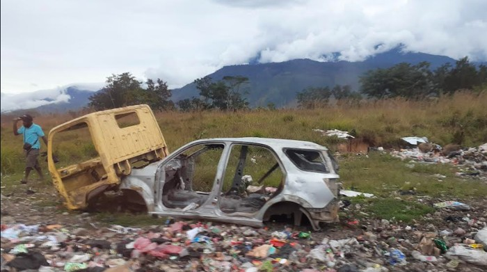 Situasi Wamena Papua