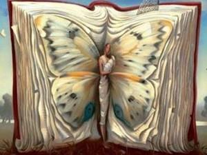 Tes Kepribadian: Gambar Buku, Wanita, atau Kupu-kupu yang Pertama Kamu Lihat?