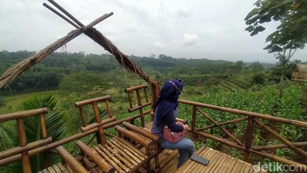 Sejumlah fasilitas pun sudah tersedia di Agro Edu Wisata Garuda Mupuk, seperti toilet, mushala dan gazebo untuk tempat santai sambil menikmati pemandangan pertanian yang luas.