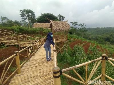 Potret Agrowisata di Ciamis: Garuda Mupuk